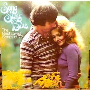 NWT- VTG 1972 song sung blue Terry Baxter record